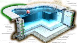 Dịch vụ xây dựng bể bơi chuyên nghiệp, đẳng cấp