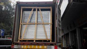 Một công 40 đã đầy chuyển ra cảng