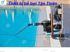 Bộ dụng cụ vệ sinh bể bơi
