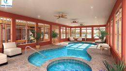 Tư vấn thiết kế bể bơi