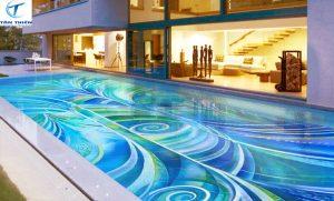 Tư vấn thiết kế bể bơi đẹp