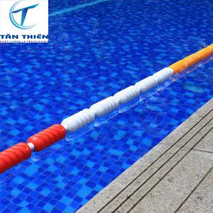 Dây phao chia làn bể bơi